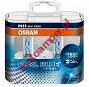 H11 OSRAM COOL BLUE INTENSE 2szt. Elbląg